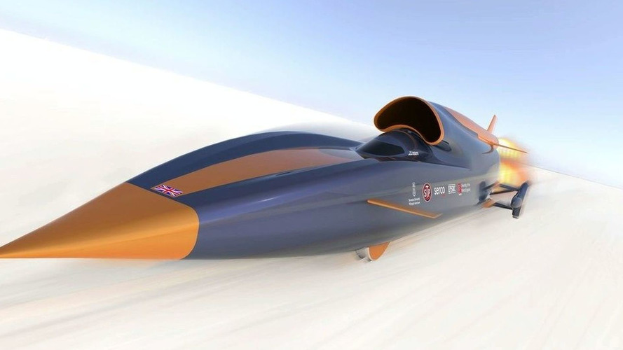 Noble & Green To Attempt 1000 MPH World Land Speed Record