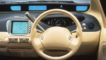 1995 Mazda BUX interior