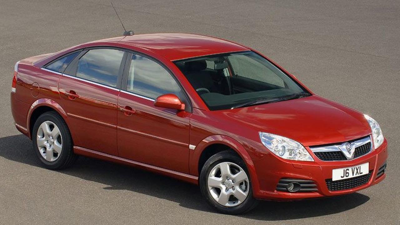 New  Opel / Vauxhall Vectra