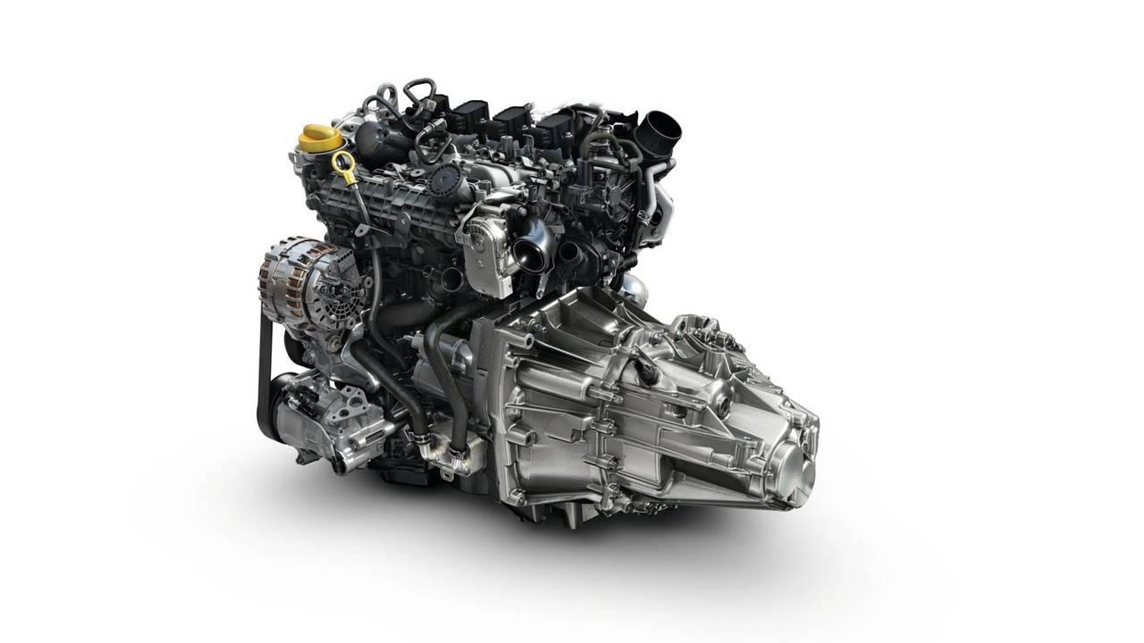 Novo motor 1.3 turbo Renault