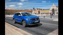 Volkswagen T-Roc, foto e informazioni ufficiali