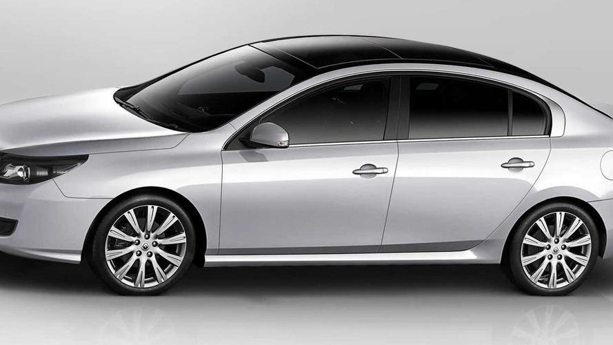 2011 Renault Latitude revealed