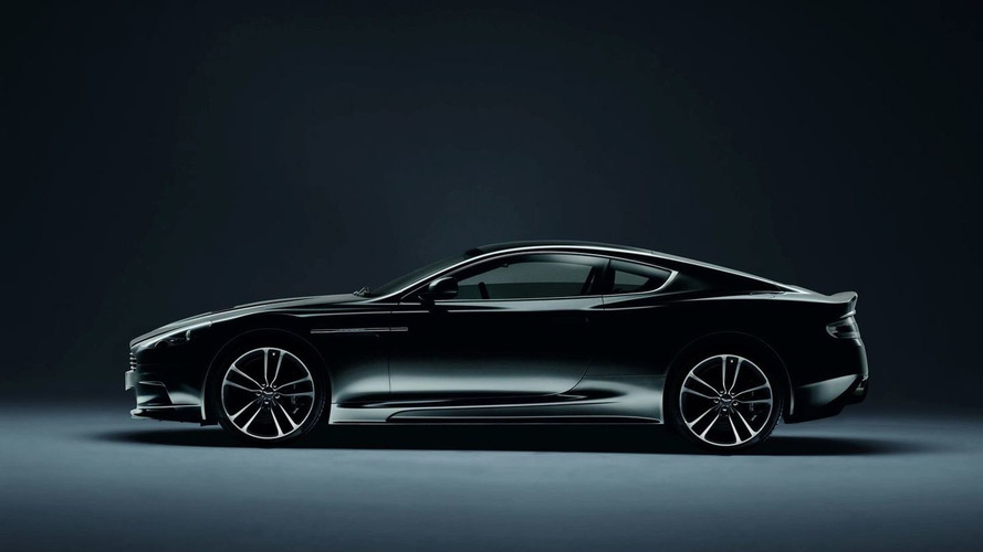 Aston Martin Carbon Black Special Editions Released