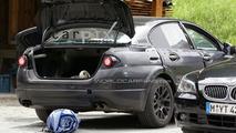 BMW 5 Series spy photos