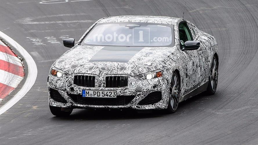 BMW 8 Serisi Nürburgring'e farklı bir yüzle geldi