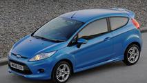 Ford Reveals Sporty Fiesta Zetec S
