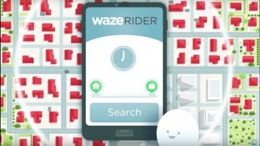 Waze Rider, ecco perché Google potrebbe