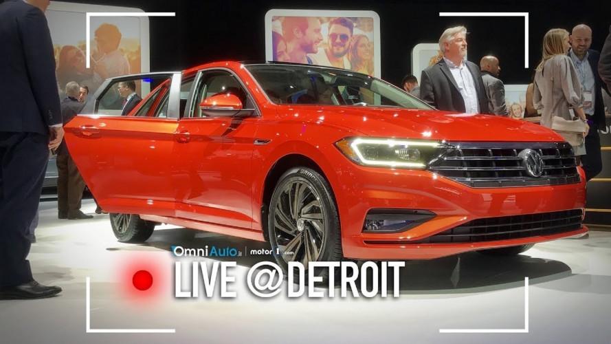 Volkswagen Jetta, la berlina media per il mondo