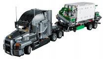Mächtiger US-Truck aus Lego