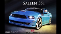 Saleen Ford Mustang 351
