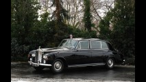 Rolls-Royce Phantom VI Limousine Mulliner Park Ward
