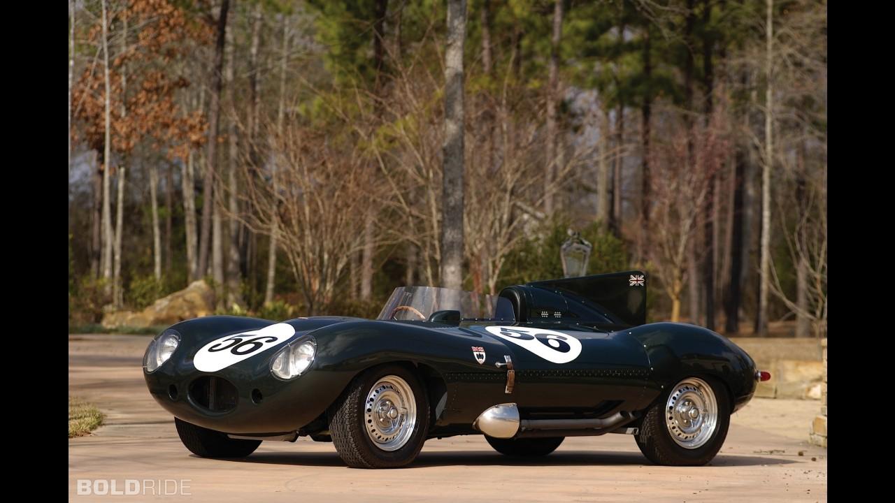 Jaguar D-Type Recreation by Tempero