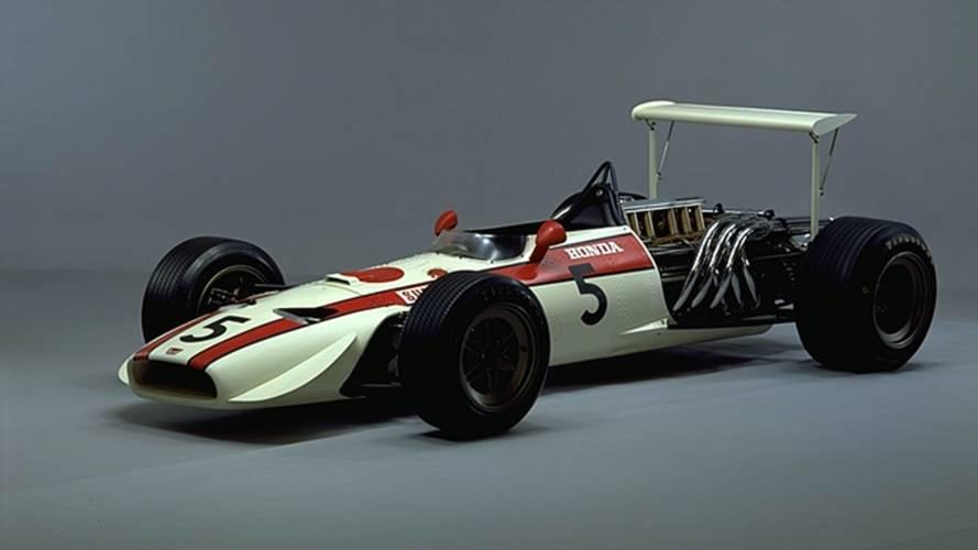 1968 Honda RA301