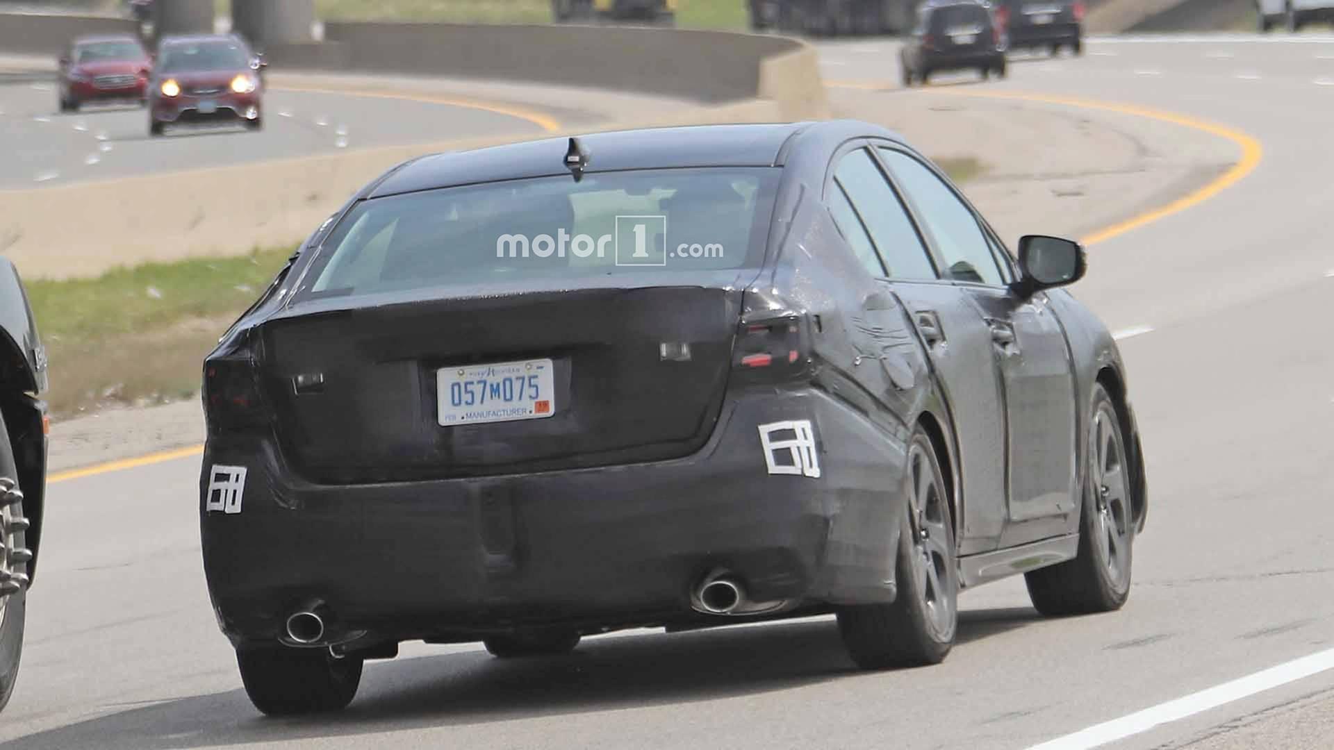 2019 - [Subaru] Legacy & Outback Next-gen-subaru-legacy-spy-shots