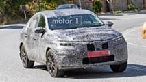 Renault Captur Coupé 2018: fotos espía