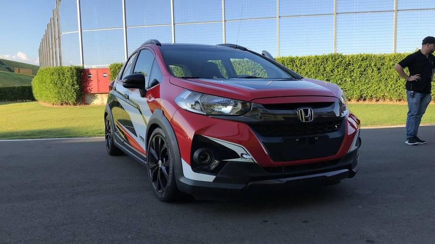 Honda WR-V Turbo - Indy Pace Car Concept