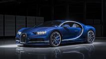 Bugatti Chiron - Bleu Royal
