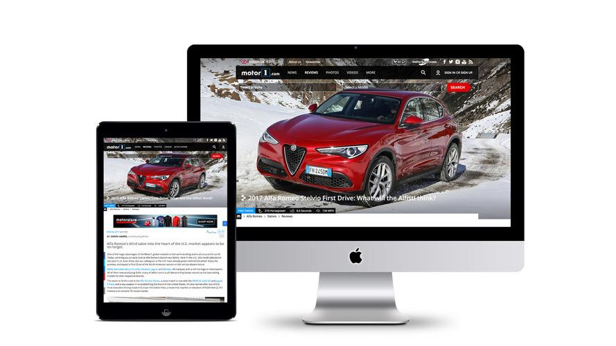 Motor1.com lança nova edição no Reino Unido