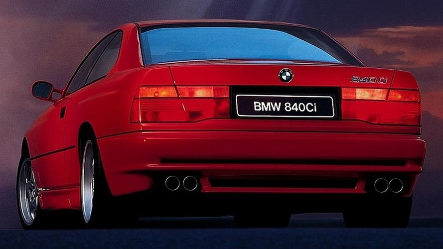 BMW 8 Serisi (E31)