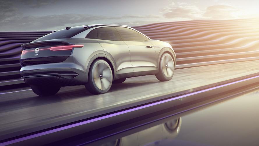 Yeni nesil elektrikli crossover: Volkswagen I.D. Crozz