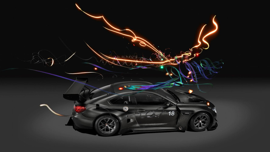 BMW's New Art Car Is Only Visible In Virtual Reality