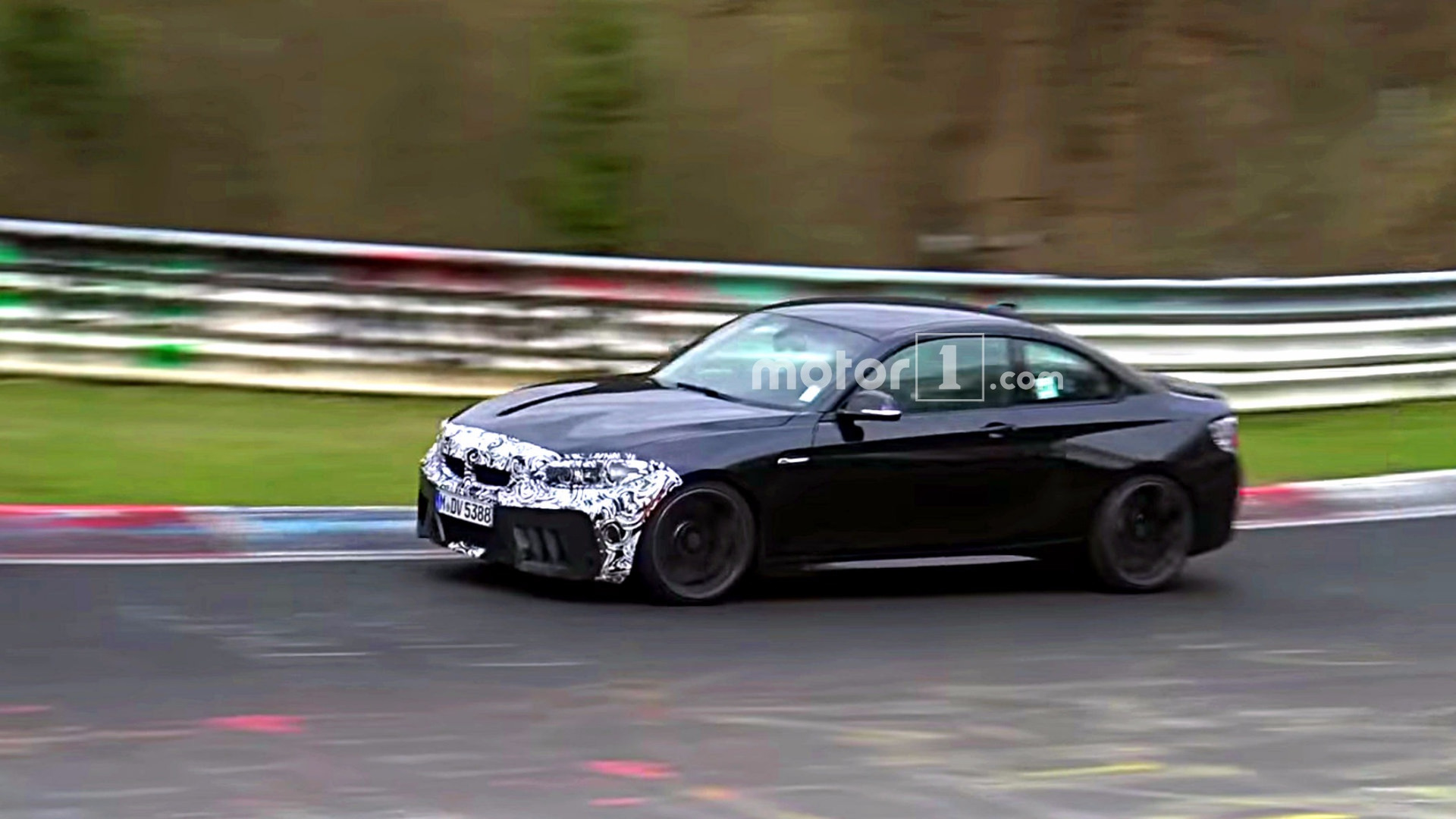 see this bmw m2 cs prototype torturing tires at the. Black Bedroom Furniture Sets. Home Design Ideas