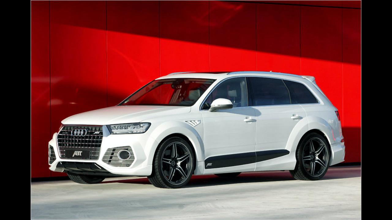 Audi SQ7 von Abt