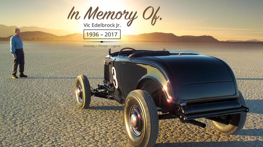 Aftermarket Performance Parts Mogul Vic Edelbrock Jr. Dead At 80