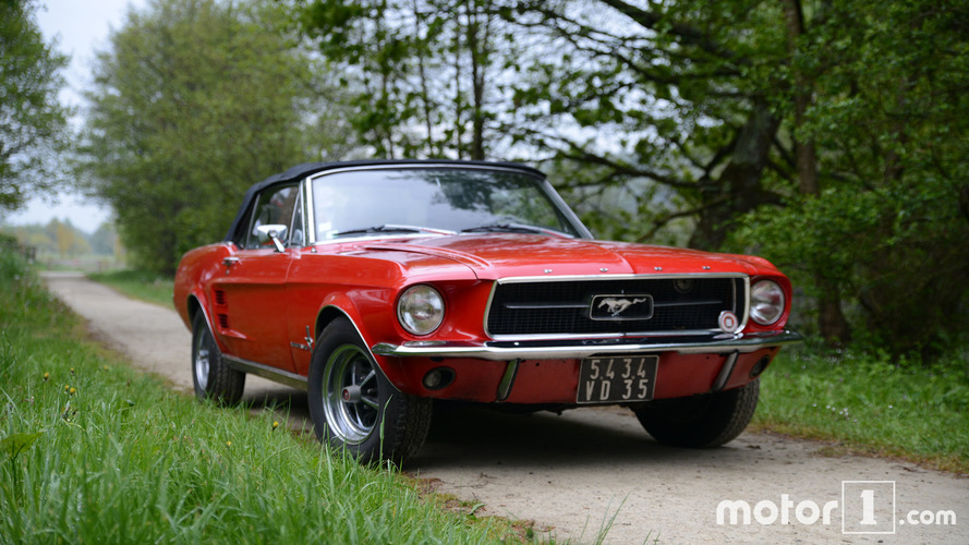 Essai Ford Mustang 289 de 1967 - Machine à rêves