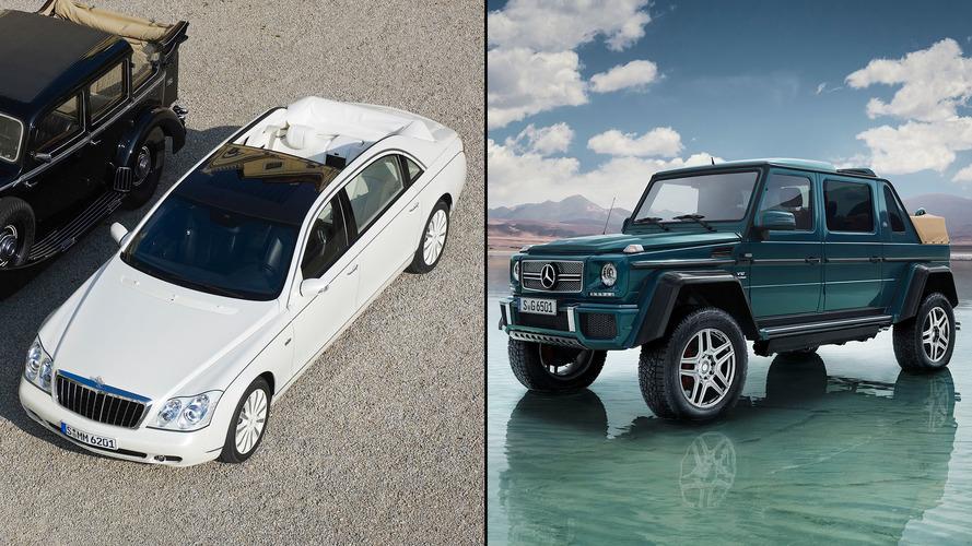 Who wore it better? Maybach 62 S Landaulet vs. G650 Landaulet