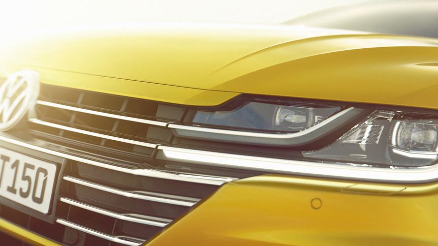 Volkswagen - L'Arteon pointe le bout de son nez avec un nouveau teaser