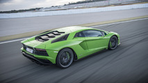 2017 Lamborghini Aventador S Coupe