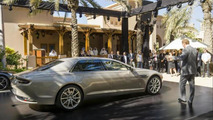 Aston Martin Lagonda Taraf launch event in Dubai