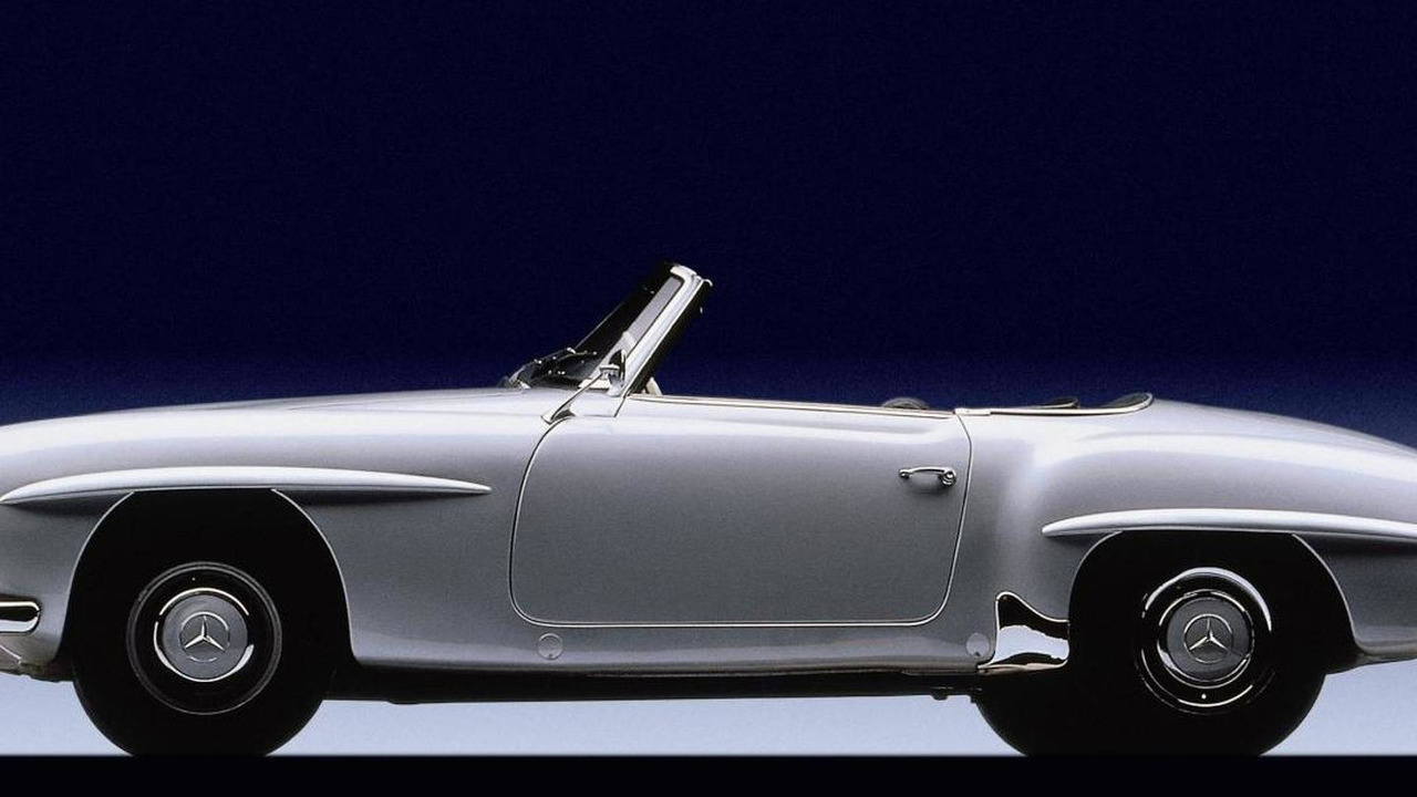 1955 Mercedes-Benz 190 SL