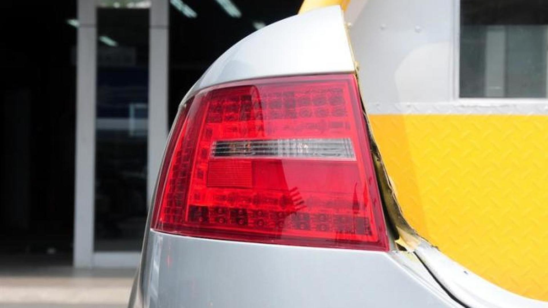 Фонарь Audi A6
