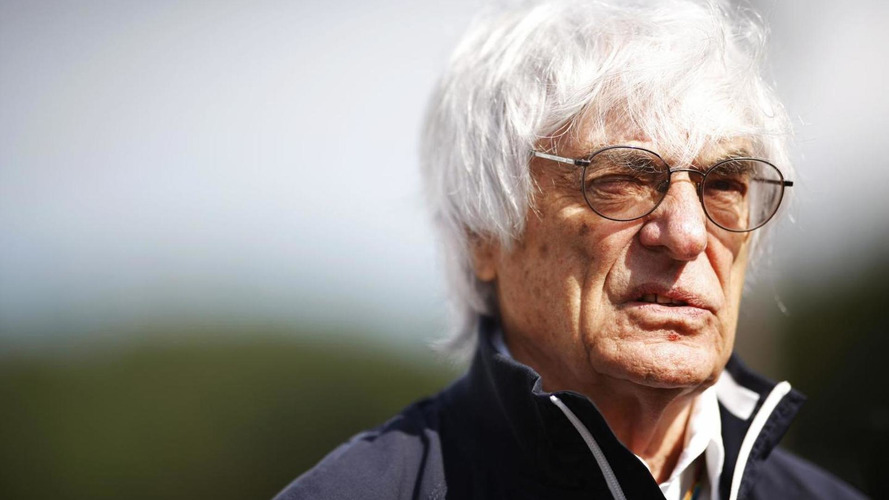 Departed backers ended New York race hopes - Ecclestone
