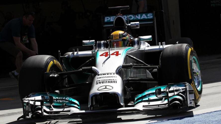 Horner tips Mercedes driver for 2014 title