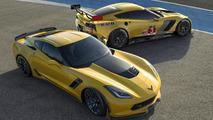 2014 Chevrolet Corvette C7.R and 2015 Corvette Z06