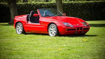 Virtually unused 1990 BMW Z1 to be auctioned