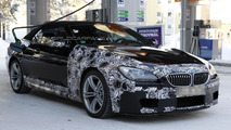 2012 BMW M6 Cabrio spy photo 06.2.2012