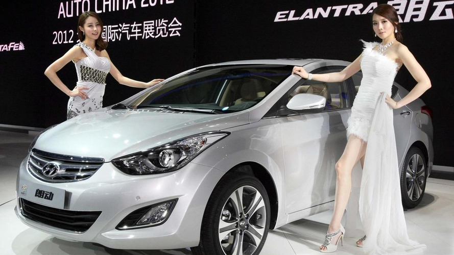 Hyundai Elantra becomes Langdeng for Chinese market