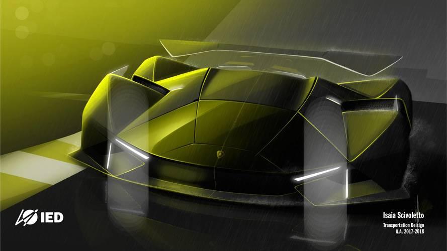 IED e Lamborghini, tempo di tesi