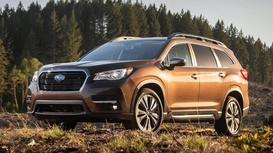 2019 Subaru Ascent First Drive: Close Encounters Of The Third Row
