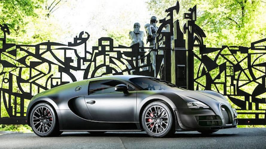 La toute dernière Bugatti Veyron Super Sport est à vendre !