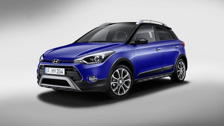 Hyundai i20 Updated With New Corporate Grille, More Tech