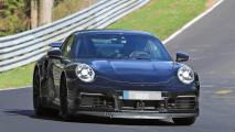 Neuer 911 Turbo bei Nordschleifen-Tests erwischt