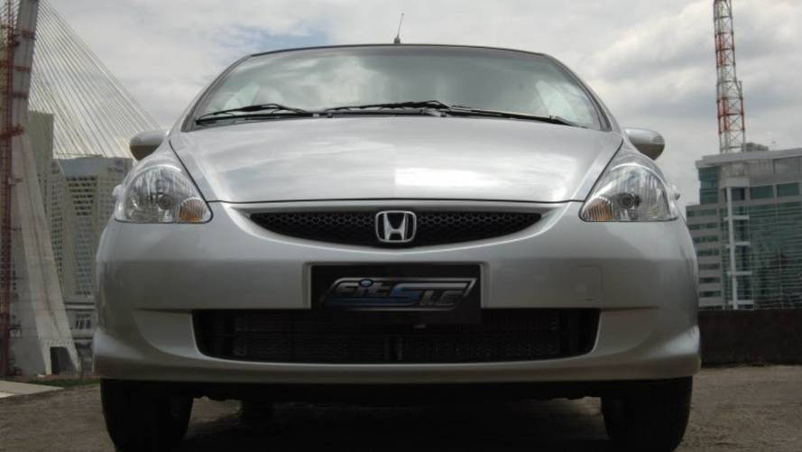 Honda Fit - 15 anos no Brasil