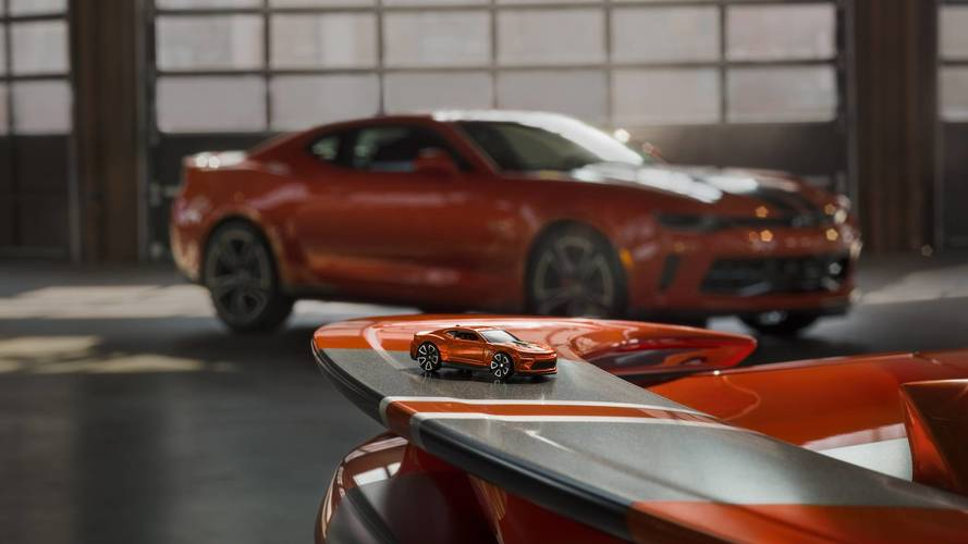 El Chevrolet Camaro 2018 Hot Wheels Edition se presentará en el SEMA