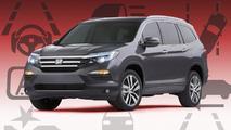 Safest Midsize SUVs Lead