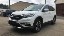 2017 Honda CR-V race car